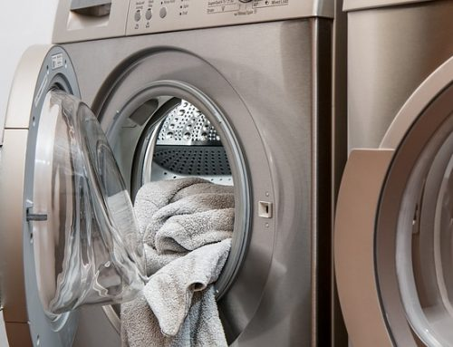 4 steps to clean your washing machine
