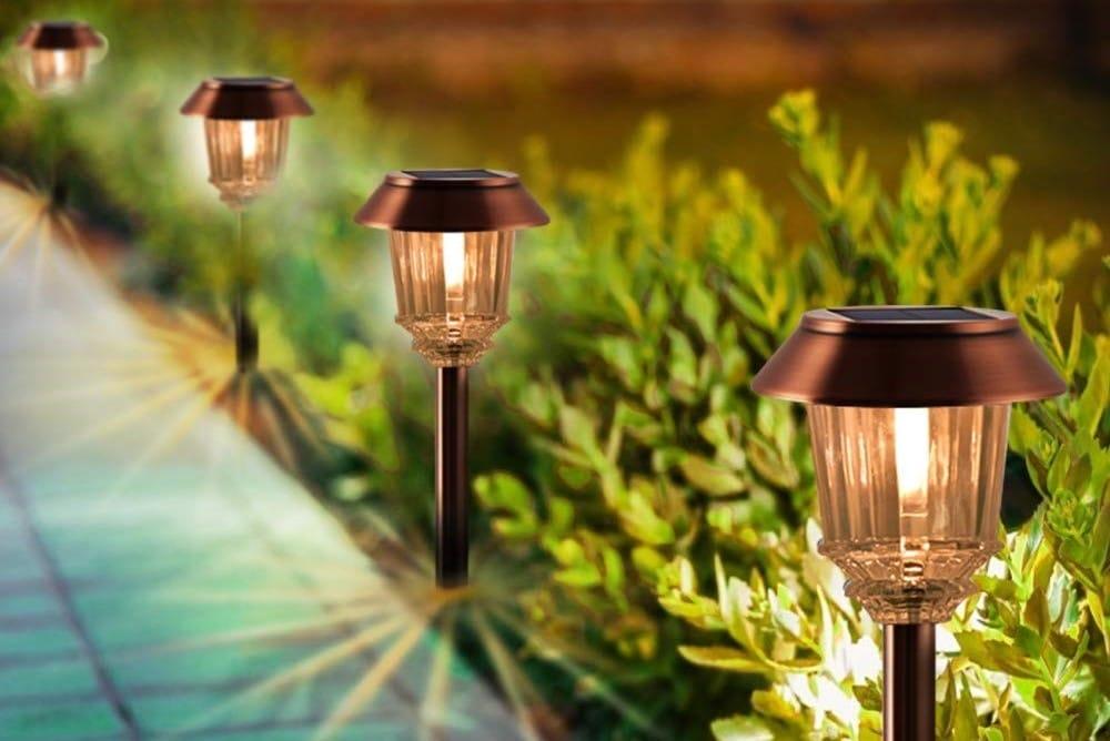 Outdoor and Garden Lights Installation