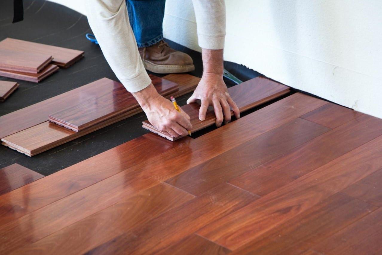 Wooden Floor Installation