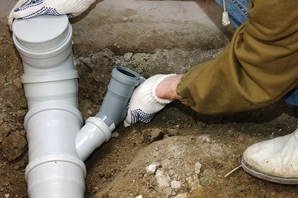 Drain Pipe Replacement