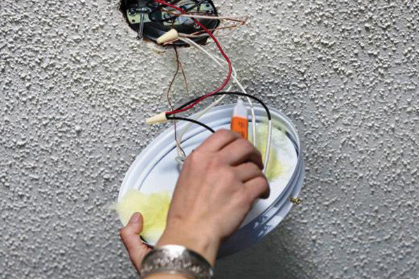 light fixtures repair and replacement